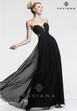 Faviana S7453.  Available in Black