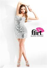 Flirt P2606.  Available in Black, Silver