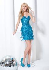 Hannah S 27736.  Available in Red, Turquoise