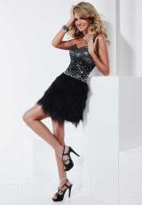 Hannah S 27840.  Available in Silver/Black, Silver/Pink