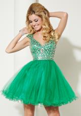 Hannah S 27907.  Available in Emerald, Pink, Purple, Teal