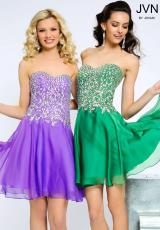 JVN by Jovani JVN20194.  Available in Emerald , Purple, Royal