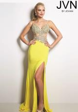JVN by Jovani JVN20246.  Available in Black, Coral, Yellow