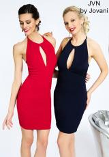 JVN by Jovani JVN21213.  Available in Blush , Navy, Red