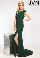 JVN by Jovani JVN97107.  Available in Emerald, Grey, Navy, Royal