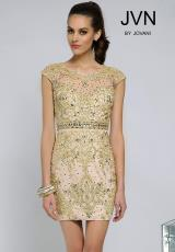 JVN by Jovani JVN98609.  Available in Gold