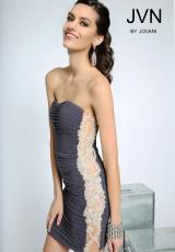 JVN by Jovani JVN99072.  Available in Coral , Gunmetal, White
