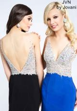JVN by Jovani JVN99395.  Available in Black, Royal
