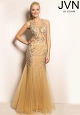 JVN by Jovani JVN24429.  Available in Nude