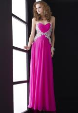 Jasz Couture 5011.  Available in Coral, Fuchsia