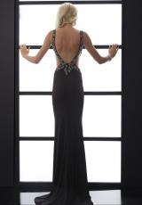 Jasz Couture 5054.  Available in Black
