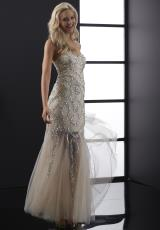 Jasz Couture 5066.  Available in Nude