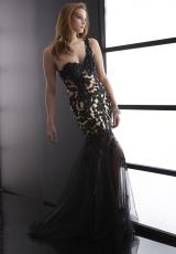 Jasz Couture 5086.  Available in Black, Red