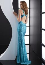 Jasz Couture 5101.  Available in Aqua, Gold