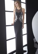 Jasz Couture 5123.  Available in Black