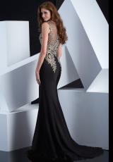 Jasz Couture 5341.  Available in Black