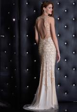 Jasz Couture 5410.  Available in Champagne