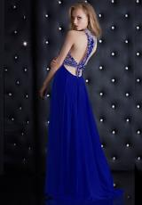 Jasz Couture 5431.  Available in Jade, Royal