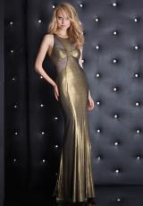 Jasz Couture 5432.  Available in Gold/Black, Gunmetal, Navy