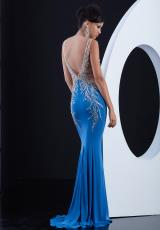 Jasz Couture 5461.  Available in Ocean Blue, Pink