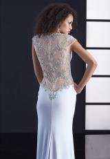 Jasz Couture 5467.  Available in Black, Mint, Red, White