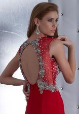 Jasz Couture 5473.  Available in Black, Blue, Red