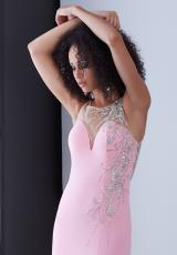 Jasz Couture 5475.  Available in Black, Pink, Turq