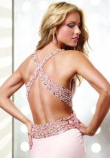 Jasz Couture 4324.  Available in Pink, Red