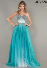 Jovani 927.  Available in Aqua