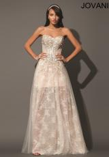 Jovani 88621.  Available in Ivory