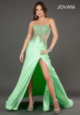 Jovani 1932.  Available in Blush, Light Green, Royal
