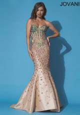 Jovani 90132.  Available in Nude