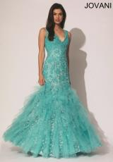 Jovani 88243.  Available in Blush, Turquoise