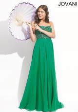 Jovani 74244.  Available in Black, Emerald, Hot Pink, Red