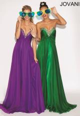 Jovani 88034.  Available in Emerald, Purple