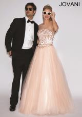 Jovani 73378.  Available in Pink