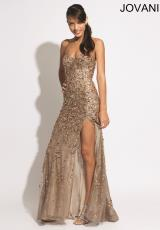 Jovani 79159.  Available in Taupe