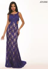 Jovani 22236.  Available in Mint, Royal, White