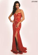 Jovani 99975.  Available in Lilac, Off White, Red