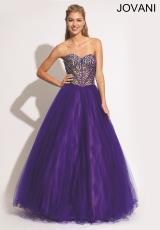Jovani 90131.  Available in Blush, Purple