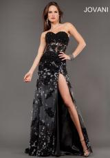 Jovani 6811.  Available in Black