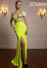Jovani 77730.  Available in Black, Lime, Red, Royal