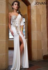 Jovani 78239.  Available in Black, Ivory