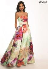 Jovani 23923.  Available in Multi