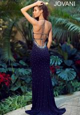 Jovani 90640.  Available in Black, Blush, Navy, Red