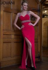 Jovani 93145.  Available in Black, Fuchsia, Lime