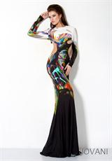 Jovani 30033.  Available in Print