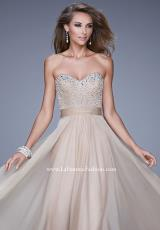 La Femme 20708.  Available in Black, Ivory, Nude