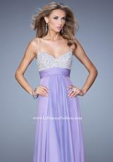 La Femme 20717.  Available in Nude, Pale Blue, Pale Pink, Wisteria