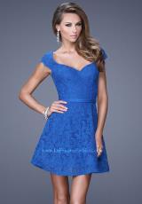 La Femme Short 20699.  Available in Black, Cotton Candy Pink, Light Mint, Royal Blue, White